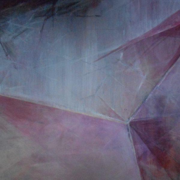 折鶴シリーズ2020−6 油彩50F